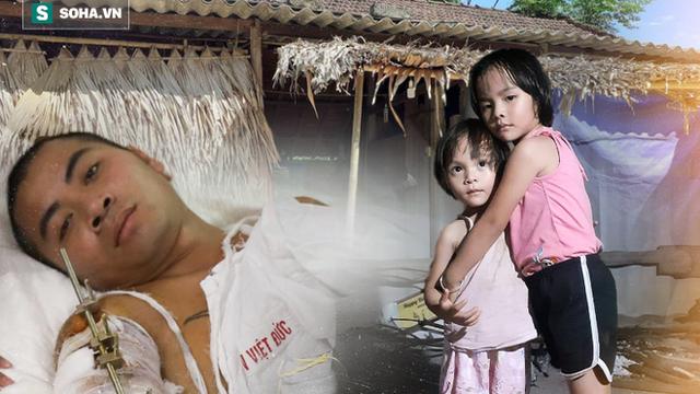 Đi đánh cá làm giỗ cho bố, chàng trai nghèo gặp tai nạn nguy kịch, nằm cả đêm dưới ruộng