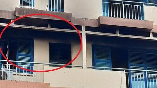 Cháy phòng ở khách sạn, 1 phụ nữ tử vong và 1 giáo viên người nước ngoài bị thương