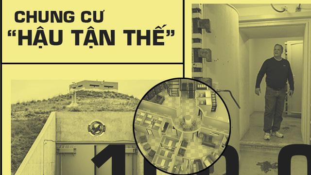 Đọc cuối tuần: Có gì bên trong một khu chung cư 'hậu tận thế' giá hơn 100 tỷ/căn?