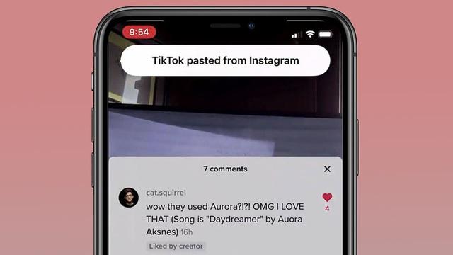 Tính năng mới trên iOS 14 bắt quả tang Tiktok, Zalo và nhiều ứng dụng khác thu thập dữ liệu người dùng từ bộ nhớ tạm