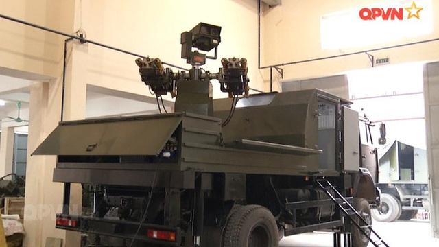 """Tên lửa """"mini Pantsir-S1 made in Vietnam"""" ra lò - Phòng không Việt Nam tiến bước"""