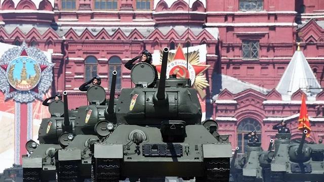 'Huyền thoại' xe tăng T-34 được rao bán trên mạng