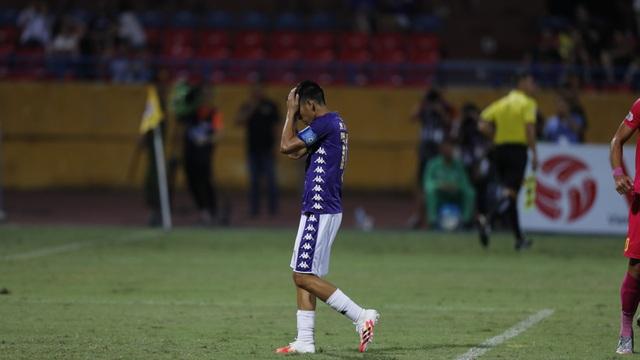 Hà Nội FC 0-1 Sài Gòn FC: Chiến thắng xứng đáng dành cho đội khách