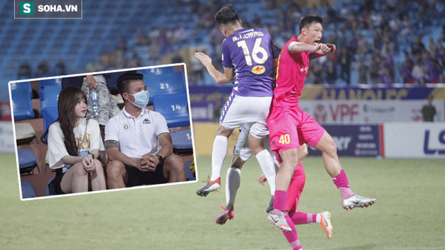 """Vắng Quang Hải & món """"đặc sản Hà Nội"""" cũng """"mất phép"""", CLB của bầu Hiển rơi vào thế khó"""