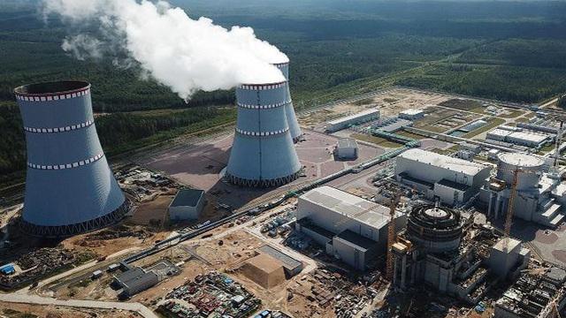 Thực hư chuyện nhà máy điện hạt nhân của Nga bị rò rỉ