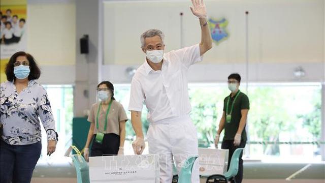 Đảng của Thủ tướng Lý Hiển Long tiếp tục giành thắng lợi