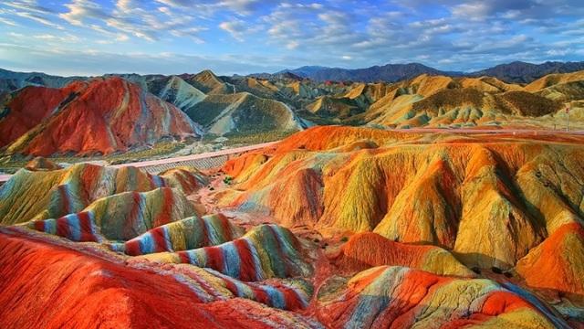 Trung Quốc tiếp tục đứng đầu về số lượng công viên địa chất toàn cầu
