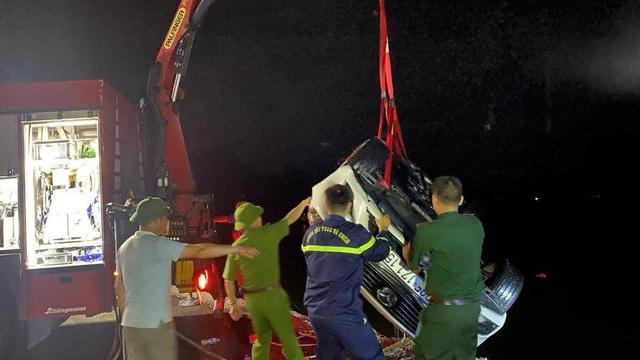Xe ô tô lao xuống biển ở Hạ Long: Nạn nhân thứ 4 tử vong, lái xe có nồng độ cồn ở mức cao