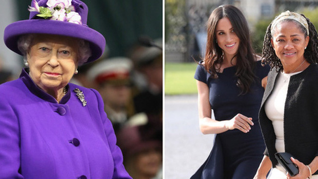 """Meghan Markle """"được voi đòi tiên"""" khi muốn mẹ đẻ trở thành nữ bá tước và thái độ rõ ràng của Nữ hoàng Anh"""
