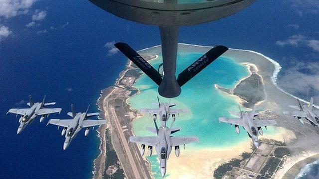 Thông điệp cho Trung Quốc: Mỹ không nói suông ở biển Đông!