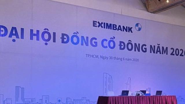 'Cuộc chiến vương quyền' ở Eximbank bao giờ kết thúc?