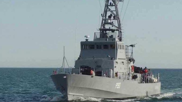 Pháp cung cấp cho Ukraine 20 tàu tuần tra