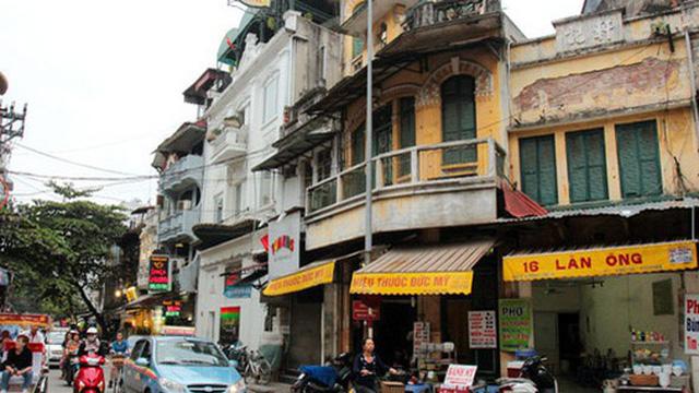 Đại gia BĐS âm thầm mua gom từng căn hộ cũ nát chỉ từ 5m2 tại phố cổ