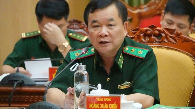 Thủ tướng bổ nhiệm trung tướng Hoàng Xuân Chiến làm Thứ trưởng Bộ Quốc phòng