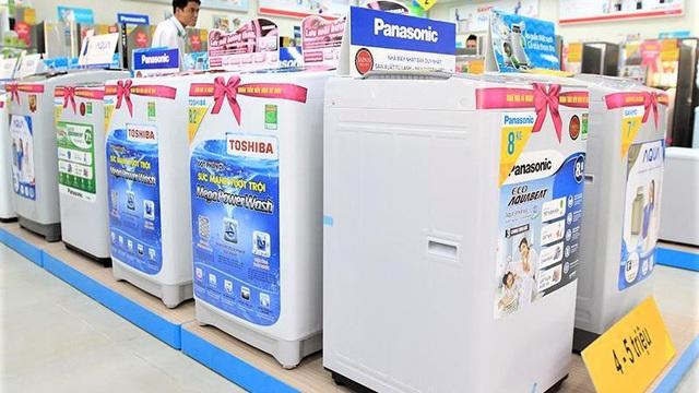 """Top máy giặt """"ngon"""" đang giảm giá cực """"hời"""", chỉ từ 3 triệu đồng"""