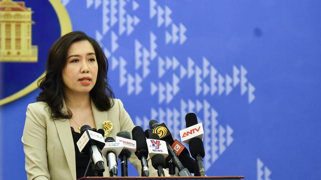 Bà Hoa Xuân Oánh nói TQ đã hoạt động ở Biển Đông từ 2000 năm trước, Việt Nam lên tiếng