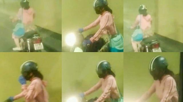 Truy tìm cô gái liều mình vượt chốt chạy xe máy xuyên hầm Hải Vân trong đêm