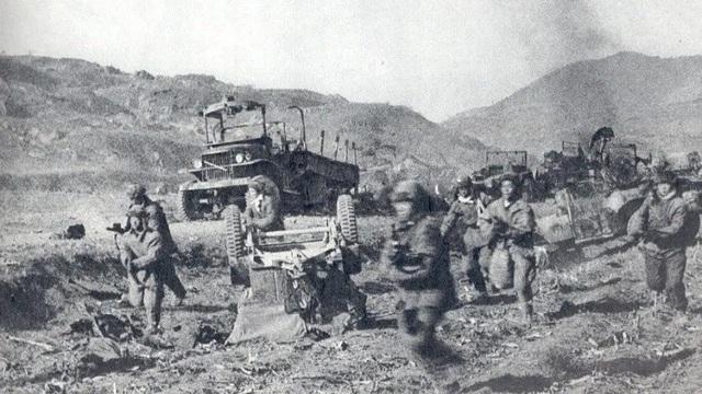 Người lính Mỹ nhớ lại trận đánh đầy máu và lửa với quân Trung Quốc