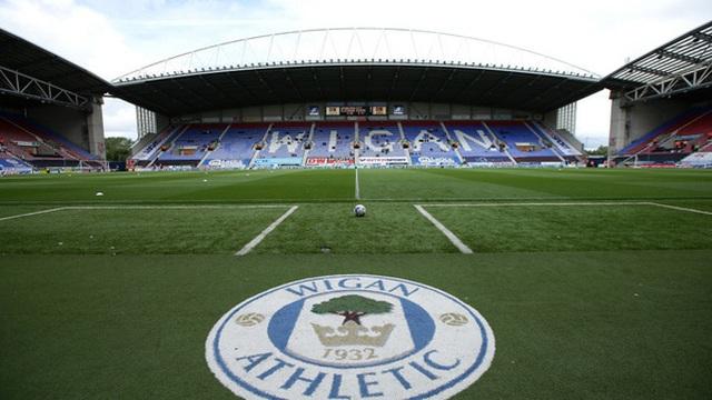 CLB Wigan Athletic đệ đơn xin bảo hộ phá sản