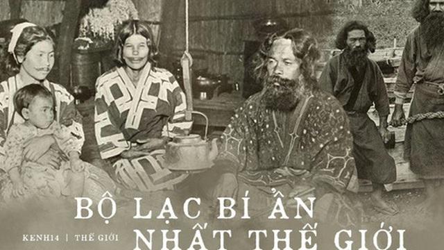 Không phải Amazon, chẳng ai ngờ bộ lạc bí ẩn nhất thế giới lại đang sinh sống tại... Nhật Bản, thậm chí còn là nguyên nhân ra đời của Samurai