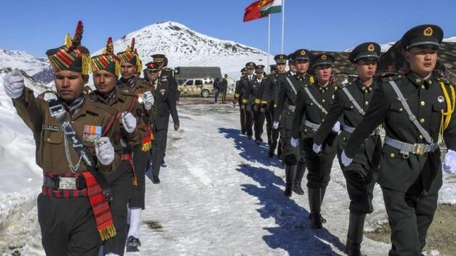 Trung Quốc và Ấn Độ nhất trí về lộ trình rút quân khỏi biên giới