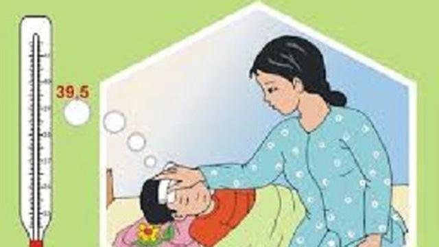 Trẻ sốt cẩn trọng với viêm não Nhật Bản và cách phát hiện sớm