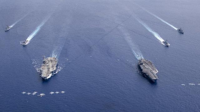 Mỹ, Trung lại lời qua tiếng lại về Biển Đông