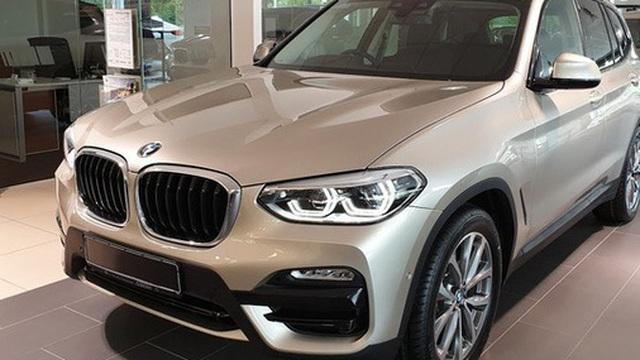 BMW X2 và X3 giảm giá tới 330 triệu xuống thấp kỷ lục, cạnh tranh Mercedes-Benz GLC