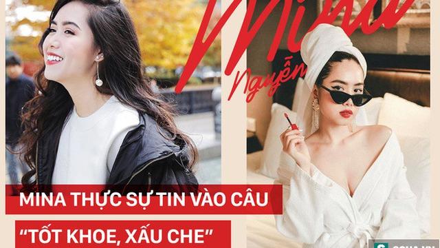 """Mina Nguyễn không dám nhận là """"rich kid"""", cưng túi xách như con và những lần khóc nức nở vì sợ hỏng dung nhan"""