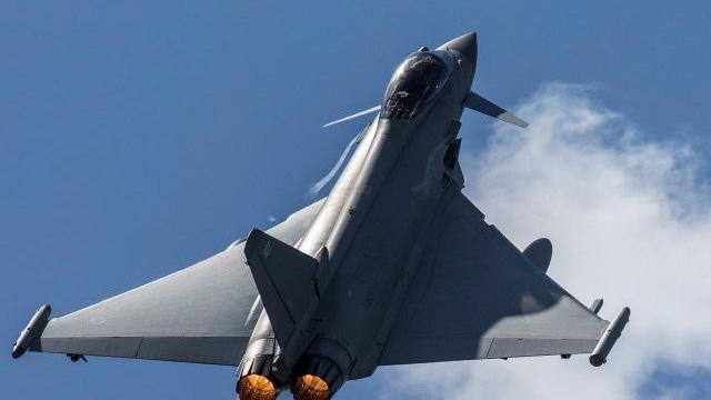 Indonesia gây bất ngờ khi hỏi mua lại 15 chiến đấu cơ Typhoon của Áo