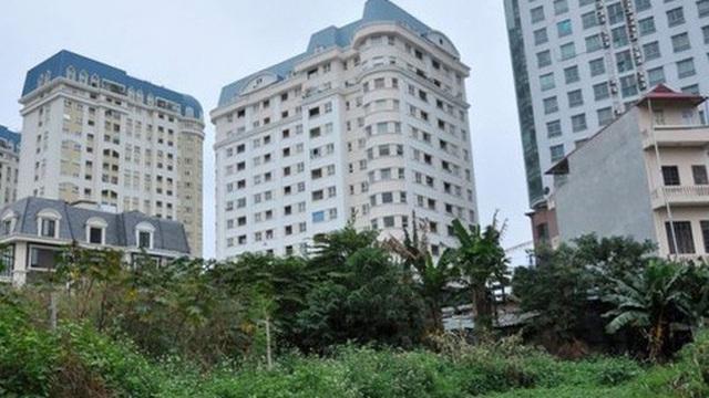 Hà Nội chấm dứt dự án nhà ở 'ôm' đất gần chục năm của Công ty Sơn Hà