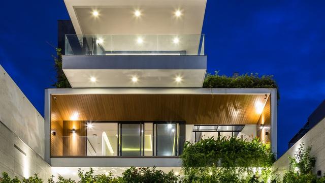 """Ngôi nhà tại Đà Nẵng có thể """"ngắm nhìn toàn cảnh đại dương lộng lẫy"""""""