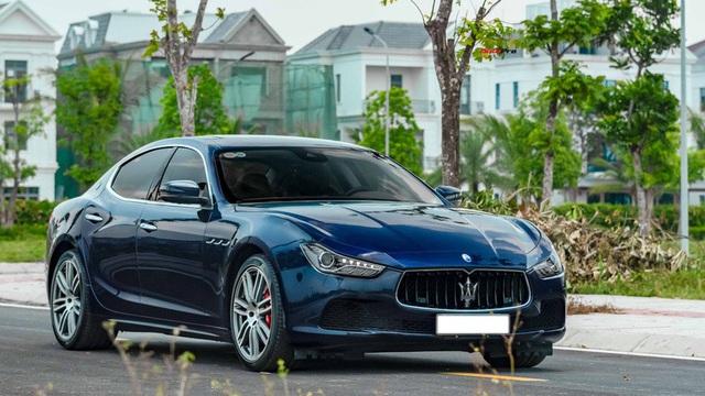 Mới chạy gần 20.000 km, chủ nhân Maserati Ghibli bán lại rẻ hơn xe mới gần 2 tỷ đồng