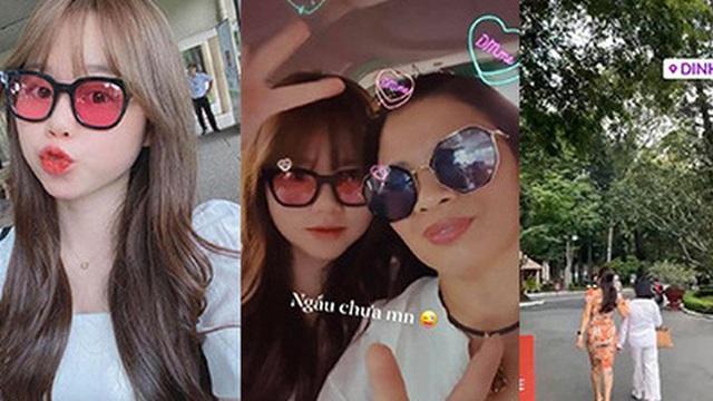 Huỳnh Anh đưa bố mẹ Quang Hải đi chơi Sài Gòn: Khéo lấy lòng phụ huynh bảo sao Hải 'con' càng trân trọng