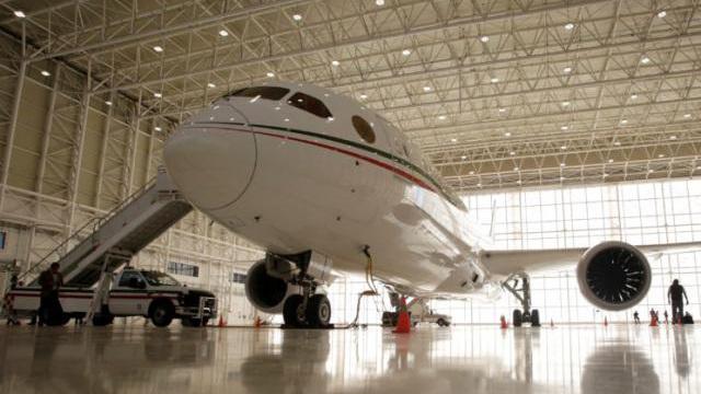 Số phận siêu chuyên cơ 200 triệu USD của Tổng thống Mexico khi đem chào bán ở Mỹ