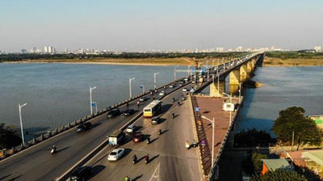 6 cây cầu huyết mạch bắc qua sông Hồng