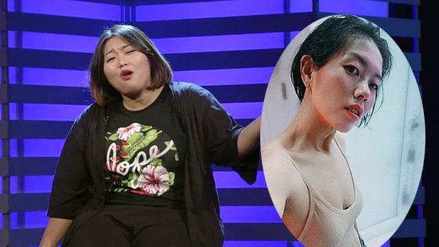 Nữ ca sĩ Vietnam Idol nặng 106 kg giờ ra sao?