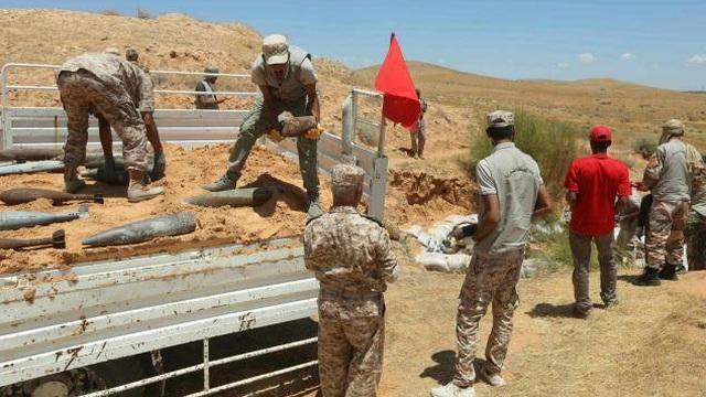 """Liên Hợp Quốc: Nội chiến Libya có """"nguy cơ lớn"""" thành xung đột khu vực"""
