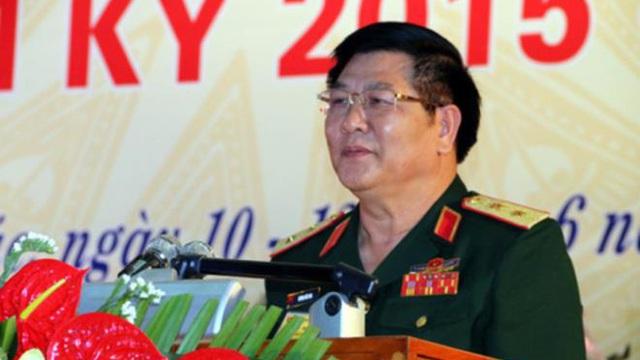 Kỷ luật khiển trách Trung tướng Dương Đức Hòa, nguyên Tư lệnh Quân khu 2