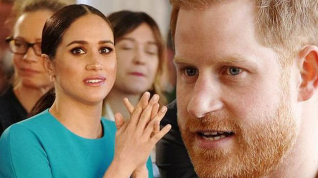 Meghan Markle dính nghi án để lộ kế hoạch ly hôn với Harry sau khi sinh em bé thứ 2 khiến hoàng gia Anh không kịp trở tay