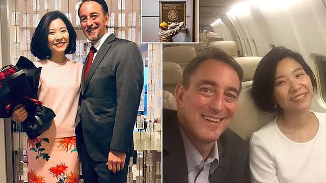 """Lãnh sự Mỹ ở Thành Đô bị buộc đóng cửa: Phu nhân Tổng Lãnh sự viết tâm thư, đáp trả """"bão"""" chỉ trích"""