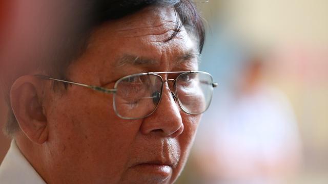 Cha nữ bị cáo chủ mưu vụ 'thi thể trong bê tông': Tôi không còn nước mắt để khóc con!
