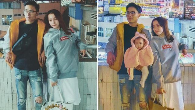 """Đưa con 5 tháng tuổi lên Đà Lạt check-in để phá tan """"lời nguyền"""", cặp đôi bị dân mạng nghi ngờ vì một chi tiết"""