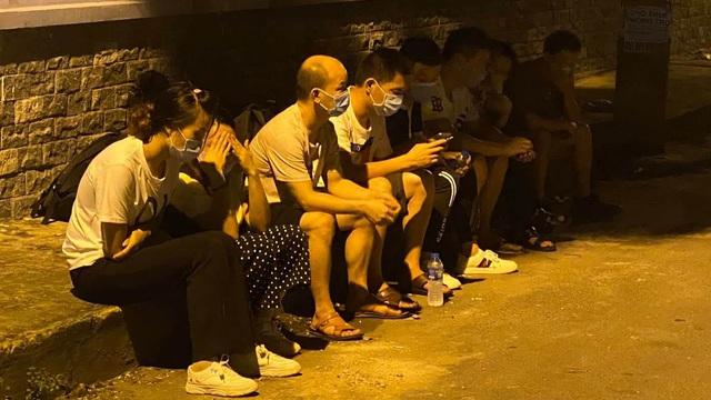 Thấy công an, 19 nam nữ người Trung Quốc nghi nhập cảnh trái phép vào Việt Nam tháo chạy lúc rạng sáng ở Sài Gòn