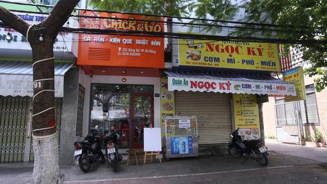 Chùm ảnh: Tất cả hàng quán ở Đà Nẵng chính thức đóng cửa, ngưng cả bán mang về từ 13 giờ chiều nay