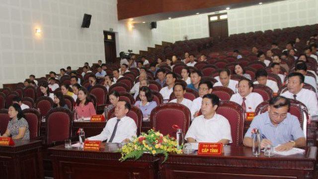 Thành phố Vinh bầu bổ sung 3 phó chủ tịch