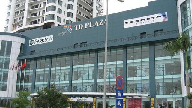 Parkson muốn bán trung tâm thương mại tại Hải Phòng