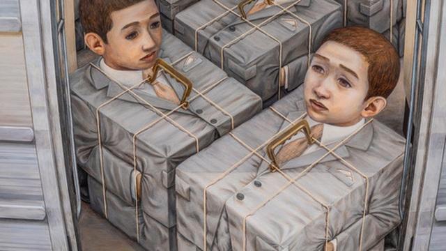 Qua đời ở tuổi 31, họa sĩ Nhật để lại 180 tác phẩm siêu thực đầy ám ảnh về góc khuất của thế giới hiện đại
