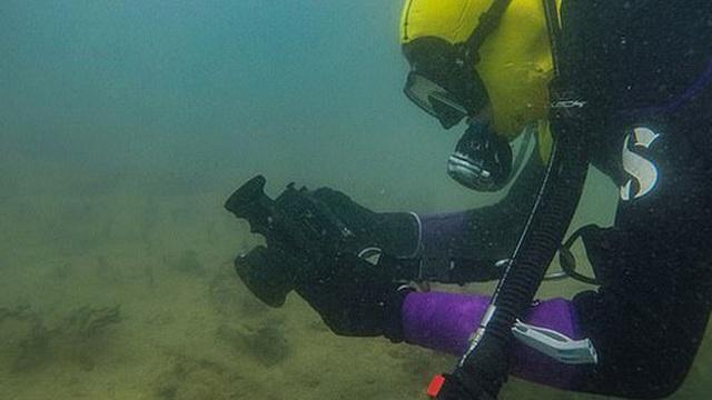 Bí ẩn thủy cung 8.500 tuổi, nơi… con người cổ đại từng trú ẩn