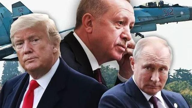 """Bán S-400 cho Mỹ: """"Một lần và mãi mãi"""", Nga không bán thêm vũ khí nào cho Thổ Nhĩ Kỳ?"""